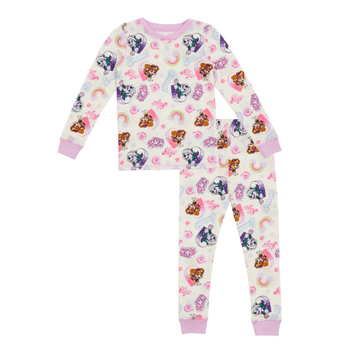 Paw Patrol Toddler Girl's 2 Piece Thermal