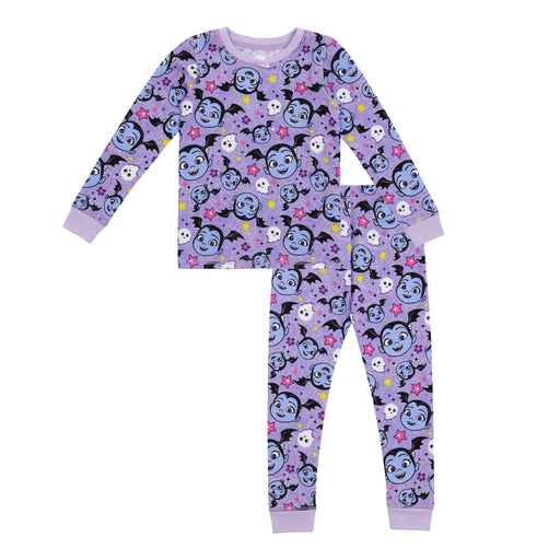 Disney's Vampirina Toddler Girl's 2 Piece Thermal