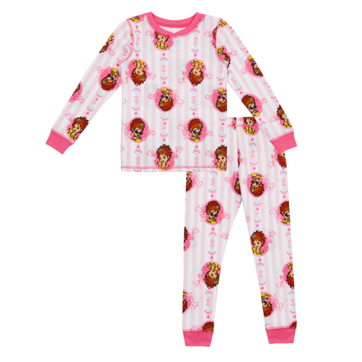 Disney's Fancy Nancy Toddler Girl's 2 Piece Thermal