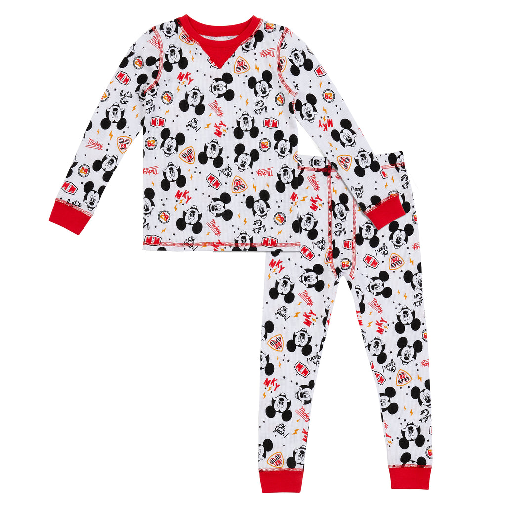 Mickey Mouse Toddler 2 Piece Thermal