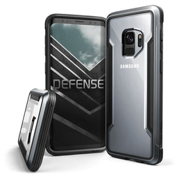Capa para Galaxy S9 X-Doria Original Defense Shield Preto