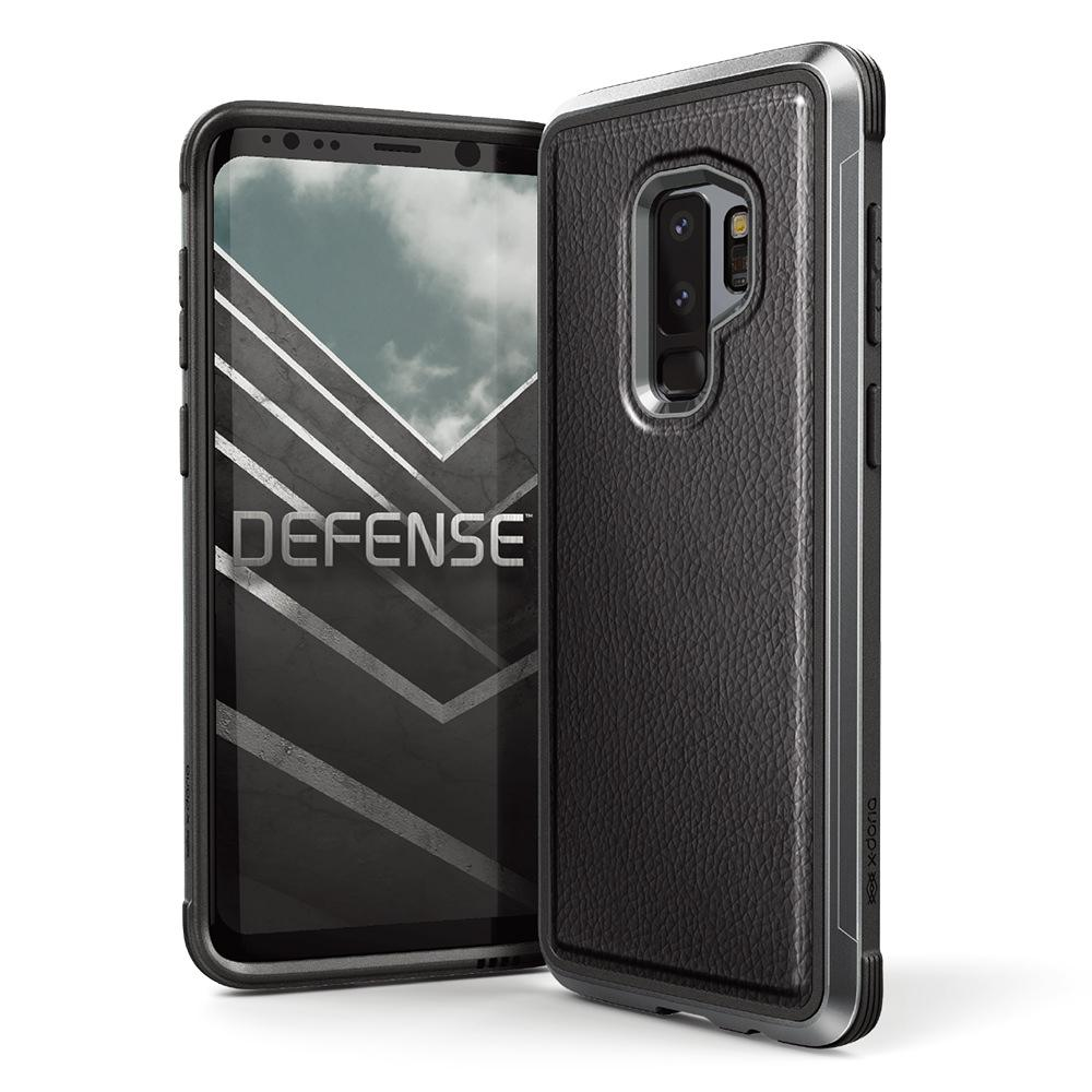 Capa para Galaxy S9 Plus X-Doria Original Defense Lux Couro