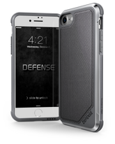 Capa Para Iphone 7 Iphone 8 Original X-Doria Defense Lux Nylon Balístico