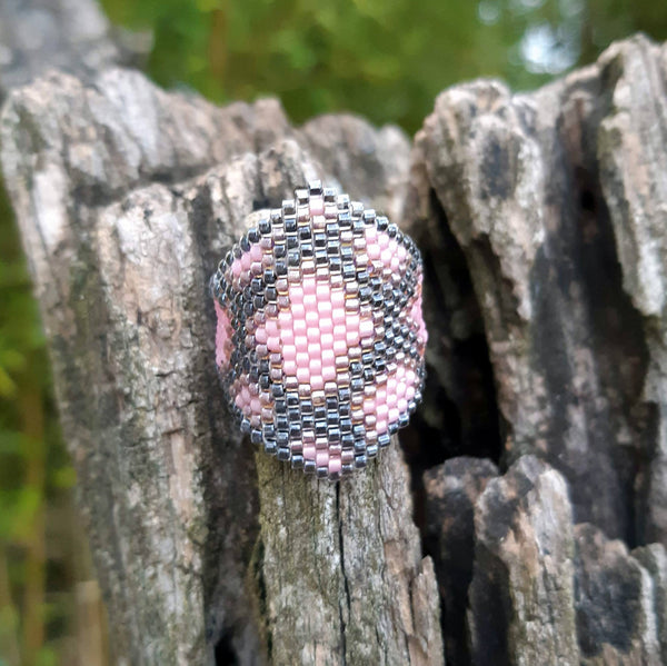 Pattern - Bague Serpent ROSY
