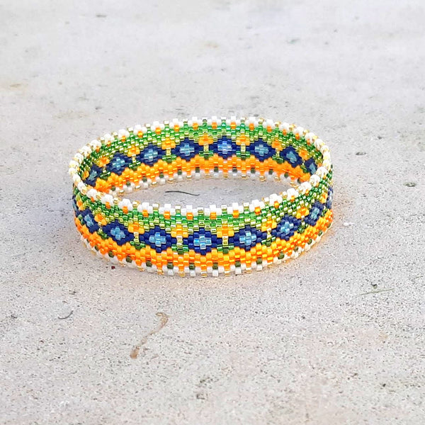 Bracelet Bangle SPRING COLORS