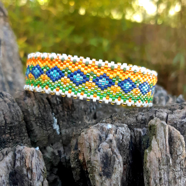 Bracelet SPRING COLORS - Pattern