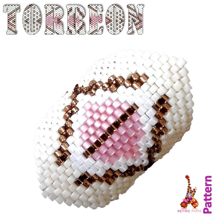 Bague Torreon - Pattern