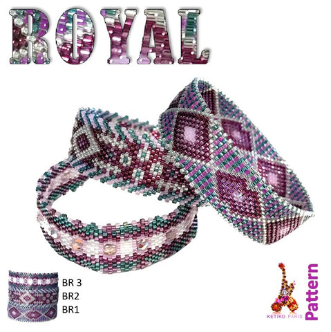 Pattern - Bracelet ROYAL