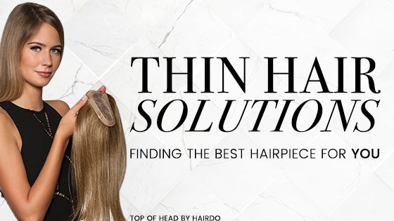 Using Hairpieces For Thinning Hair And Hair Loss Wigs Com