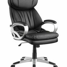 Coaster Office Chairs Black Office Chair w/ Headrest