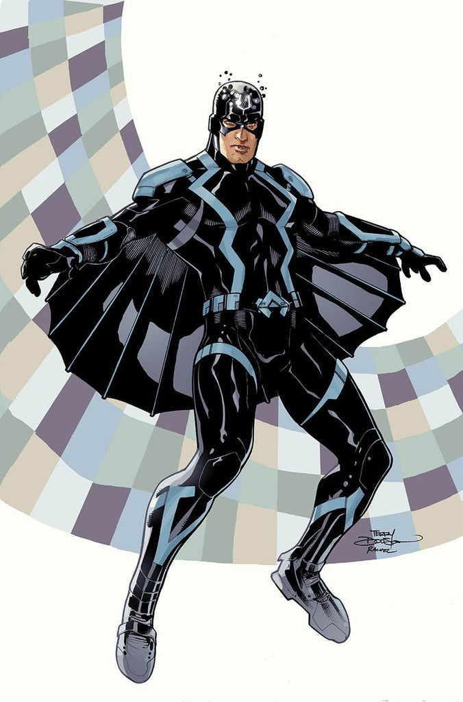 Black Bolt The Inhumans