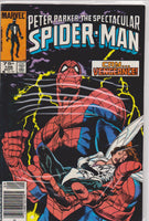 The Spectacular Spiderman #106 NM 9.4