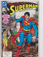 Superman #10 NM 9.6 - The Dragon's Tail
