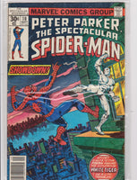 The Spectacular Spiderman #10 F 6.0 - The Dragon's Tail