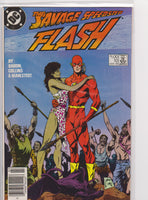 Flash #10 NM 9.6 - The Dragon's Tail