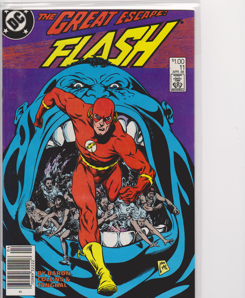 Flash #11 NM 9.6 - The Dragon's Tail