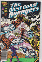 The West Coast Avengers #11 NM 9.6