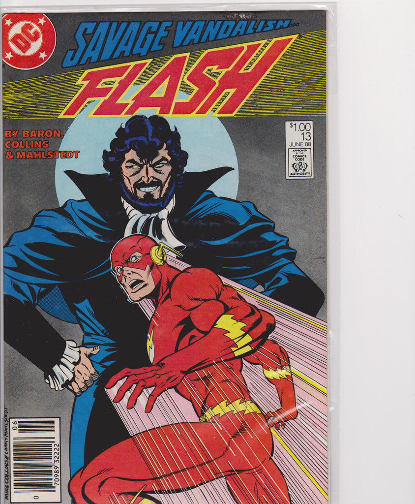 Flash #13 NM 9.6 - The Dragon's Tail