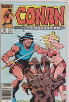 Conan the Barbarian #161 VF 7.5 - The Dragon's Tail