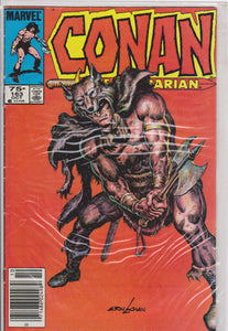 Conan the Barbarian #163 VF 6.5 - The Dragon's Tail