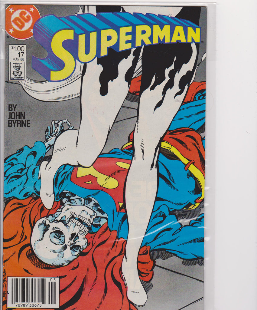 Superman #17 NM 9.6 - The Dragon's Tail