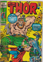 Thor #184 GD 2.0 - The Dragon's Tail