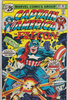Captain America #197 VF 8.5