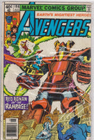 Avengers #198 FN 6.0 - The Dragon's Tail