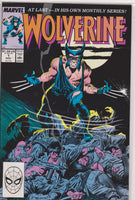 Wolverine #1 NM 9.8 - The Dragon's Tail
