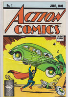 Action #1 NM 1988 reprint.