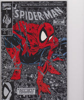 Spiderman #1 NM 9.8 Black edition.