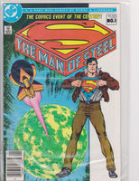 The Man of Steel #1 NM 9.8 - The Dragon's Tail