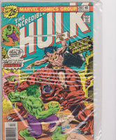 The Incredible Hulk #201 VF +