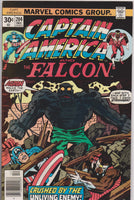 Captain America #204 VF 8.5