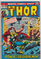 Thor #206 GD 2.0 - The Dragon's Tail