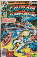 Captain America #229 VF 7.5
