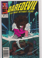 Daredevil #256 NM 9.4 - The Dragon's Tail