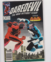 Daredevil #257 NM 9.4 - The Dragon's Tail