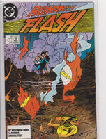 Flash #25 NM 9.6 - The Dragon's Tail