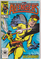 Avengers #264 NM 9.4 - The Dragon's Tail