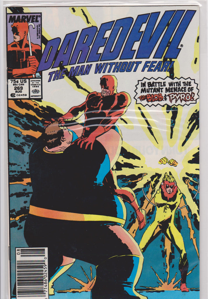 Daredevil #269 NM 9.4 - The Dragon's Tail