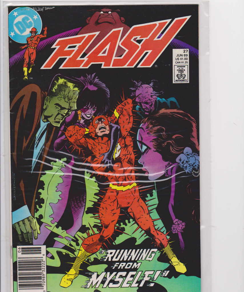 Flash #27 NM 9.6 - The Dragon's Tail