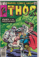 Thor #288 FN 7.0 - The Dragon's Tail