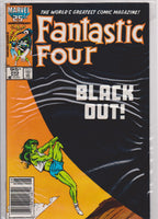 Fantastic Four #293 NM