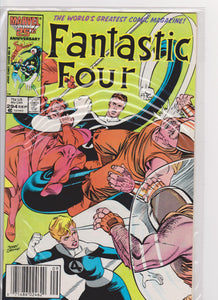 Fantastic Four #294 NM 9.4 - The Dragon's Tail