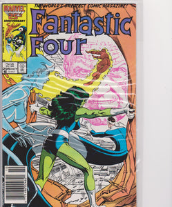 Fantastic Four #29 NM 9.4 - The Dragon's Tail