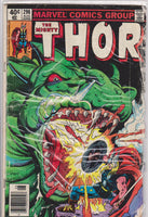 Thor #298 GD 2.0 - The Dragon's Tail