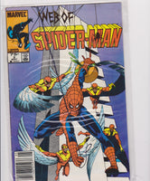 The Web of Spiderman #2 VF+