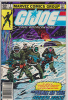 Gi Joe #2 NM 9.6