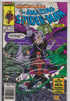 The Amazing Spiderman #319 NM 9.6 - The Dragon's Tail